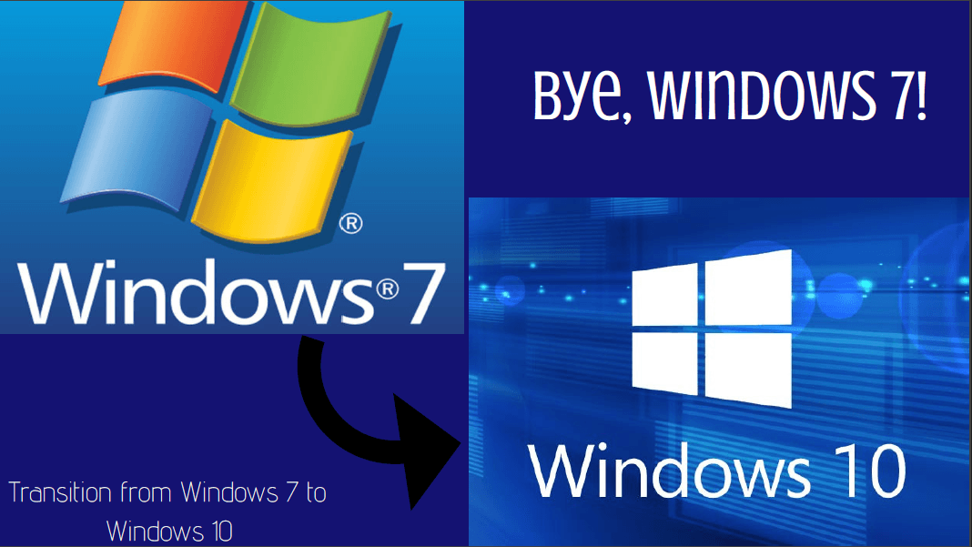 Goodbye, Windows 7. It's Been Real.