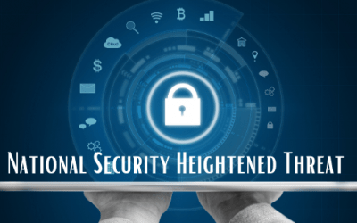 National Security Heightened Threat