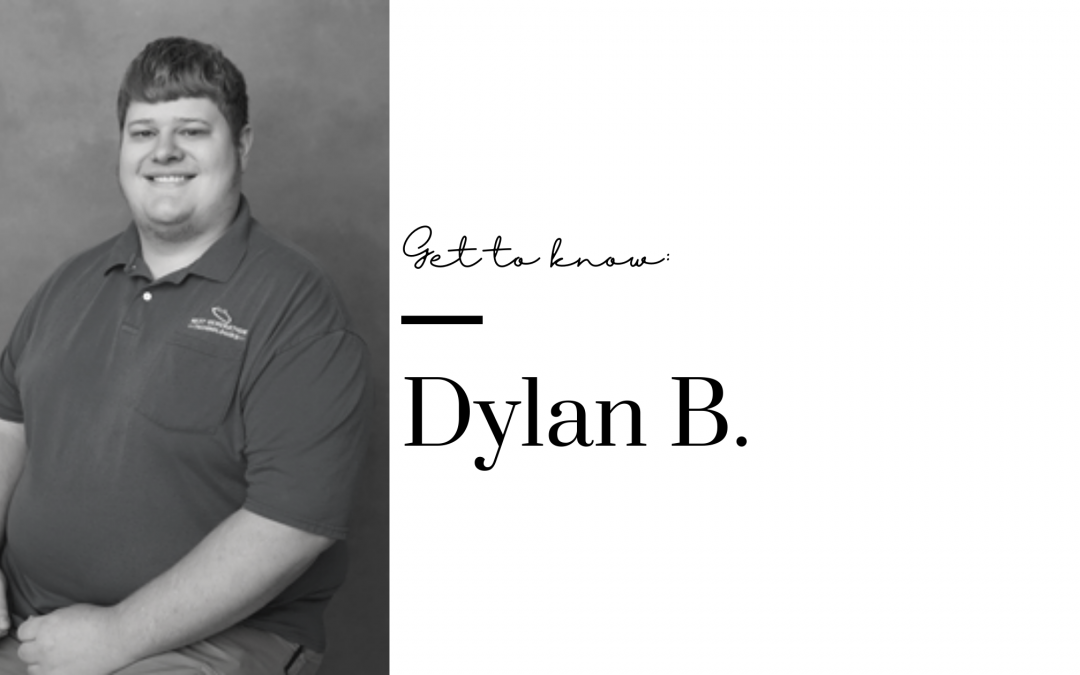 Get to Know Us: Dylan B.